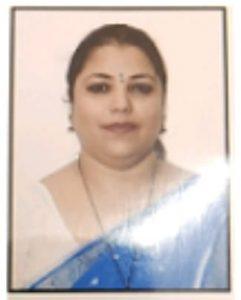 Mary Sangeeta