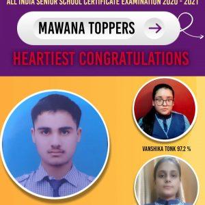 Mawana Topers 2021