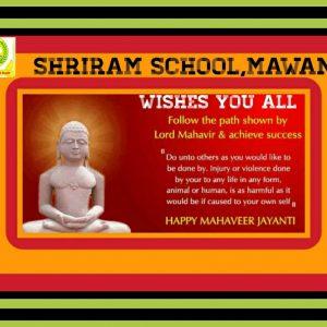 25th April 2021 Mahaveer jayanti