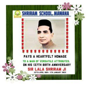 27th April 2021 Shriram Jayanti