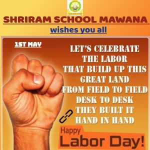 1st May 2021 Labour's day